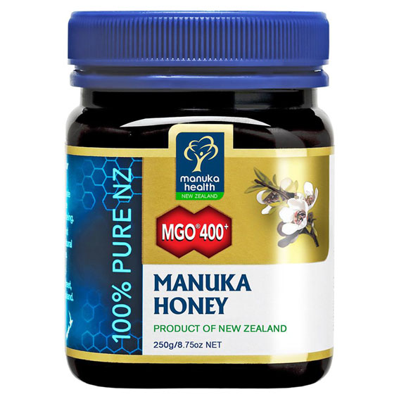 Manuka Health manuka honey mgo 400+ 250 gr